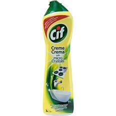 Καθαριστικό CIF με άρωμα λεμόνι, κρέμα (500ml)