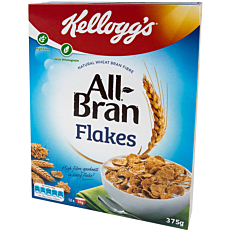Δημητριακά KELLOGG'S All Bran Flakes (375g)