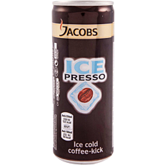 Έτοιμος καφές JACOBS iCE PRESSO (250ml)