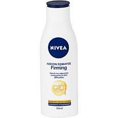 Λοσιόν σώματος NIVEA Firming Q10 plus (250ml)