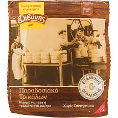 Τυρί ΔΙΒΑΝΗΣ ημίσκληρο (380g)