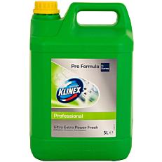 Χλωρίνη KLINEX professional Ultra fresh (5lt)