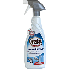 Καθαριστικό OVERLAY κατά των αλάτων, σε σπρέι (650ml)