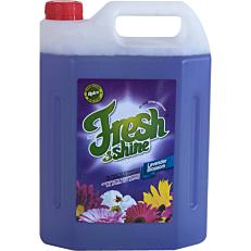 Καθαριστικό ACTIFRESH & clean γενικής χρήσης με άρωμα λεβάντα, υγρό (4lt)