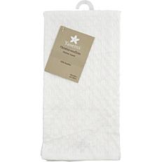 Πετσέτα κουζίνας YASEMI πικέ λευκή 40x60cm