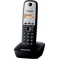 Τηλέφωνο PANASONIC KX-TG1611 ασύρματο, ασημί