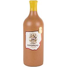 Οίνος λευκός Οινόμελο ΔΙΟΝΥΣΟΣ ΟΙΝΟΠΟΙΗΤΙΚΗ γλυκός (750ml)