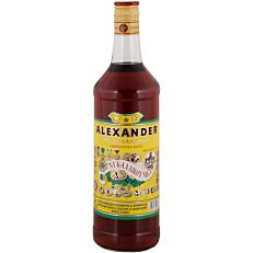Κονιάκ ALEXANDER 3* 36% vol. (1lt)