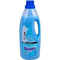 Μαλακτικό ρούχων QUANTO sky blue (2lt)