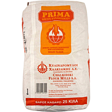 Καλαμποκάλευρο PRIMA (25kg)