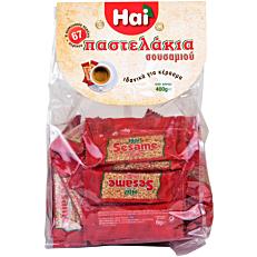 Παστέλι HAI με σουσάμι (400g)