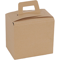 Κουτιά για παιδικό menu 17,5x12,5x16,5cm (25τεμ.)