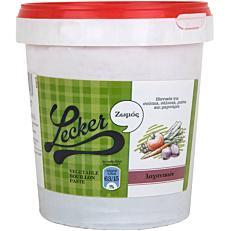 Ζωμός LECKER λαχανικών (1,2kg)
