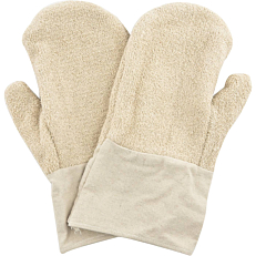 Γάντια φούρνου ιβουάρ (2τεμ.)