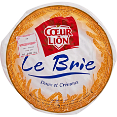Τυρί COEUR DE LION brie (1kg)