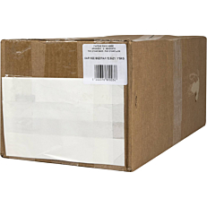 Χαρτοσακούλες λευκές βεζιτάλ με παράθυρο 12,5x21cm (5kg)