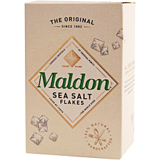 Ανθός αλατιού MALDON flakes (250g)