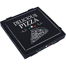 Κουτιά πίτσας microwelle κραφτ 26x4,2cm (50τεμ.)