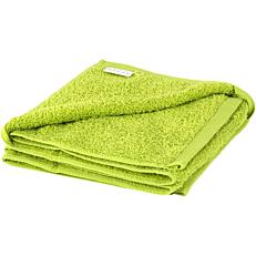 Πετσέτα RESORT LINE προσώπου 100% βαμβακερή πράσινη 50x100cm