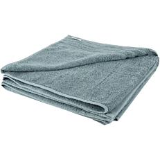 Πετσέτα RESORT LINE σώματος 100% βαμβακερή γαλάζια 80x150cm