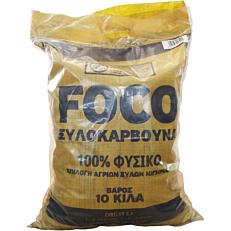 Ξυλοκάρβουνα FOCO Νιγηρίας (10kg)