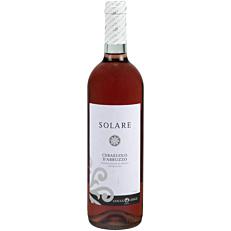 Οίνος ροζέ SOLARE CERASUOLO D'ABRUZZO ξηρός (750ml)