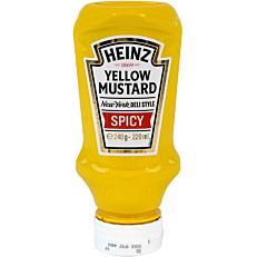 Μουστάρδα HEINZ πικάντικη (240g)