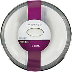 Μπολ σαλάτας PS 14cm 400ml (4τεμ.)