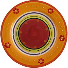 Πιάτο MEDITERRANEAN σε 4 χρώματα 27cm