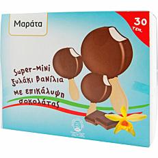 Παγωτό ΜΑΡΑΤΑ mini ξυλάκια (30x600g)