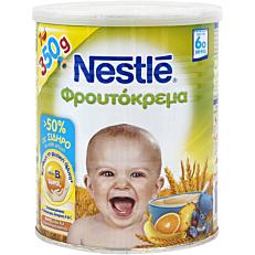 Παιδική κρέμα NESTLE φρουτόκρεμα (350g)