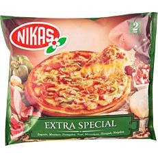 Πίτσα NIKAS special κατεψυγμένη (2x380g)