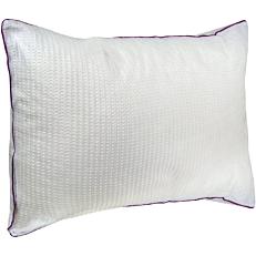 Μαξιλάρι ύπνου EASYHOME πικέ λευκό 45x65cm