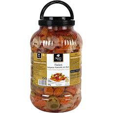 Πίκλες MASTER CHEF mix λαχανικών σε άλμη (3kg)