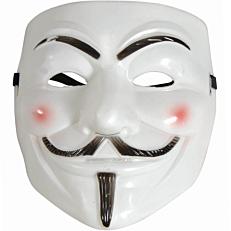Μάσκα πλαστική ανώνυμος