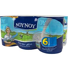Γάλα ΝΟΥΝΟΥ εβαπορέ πλήρες (6x400g)