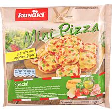 Πίτσα KANAKI MINI special κατεψυγμένη (9x315g)