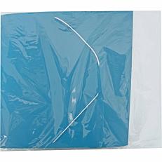 Κουτί PP με λάστιχο 25x33 3cm σε διάφορα χρώματα