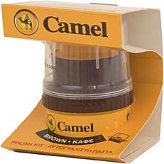 Βερνίκι παπουτσιών CAMEL πάστα καφέ (55ml)