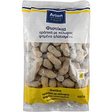 Φυστίκια ARION FOOD φλοιού (250g)