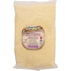 Τυρί ΚΑΛΟΓΕΡΑΚΗΣ γραβιέρα τριμμένη (500g)