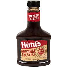 Σάλτσα HUNT'S BBQ original (510g)