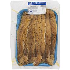Σκουμπρί DELIFISH φιλέτο καπνιστό σε vacuum (1kg)
