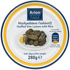 Κονσέρβα ARION FOOD ντολμαδάκια (280g)