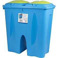 Κάδος απορριμμάτων ανακύκλωσης 2x25lt