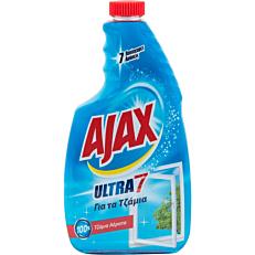 Καθαριστικό τζαμιών AJAX Ultra 7 με αντλία (600ml)