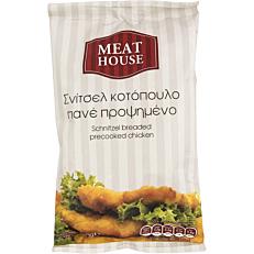 Σνίτσελ κοτόπουλο MEAT HOUSE προψημένο κατεψυγμένο (330g)