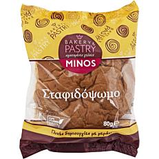 Ψωμί MINOS Σταφιδόψωμο (80g)