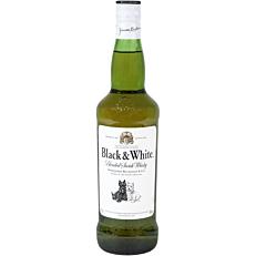 Ουίσκι BLACK & WHITE Finest (700ml)