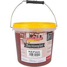 Γλυκό του κουταλιού ΜΑΚΕΔΟΝΙΚΗ κεράσι (5kg)